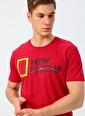 National Geographic National Geographic Bordo T-Shirt Bordo